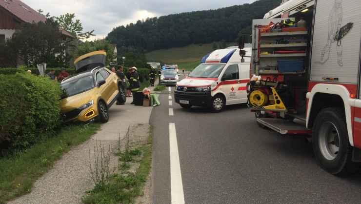 Verkehrsunfall Meissenedt