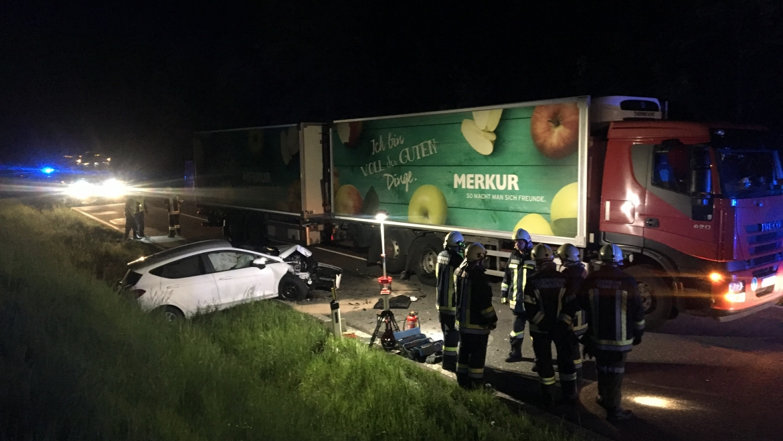 14.05.2019 Verkehrsunfall in Ternberg