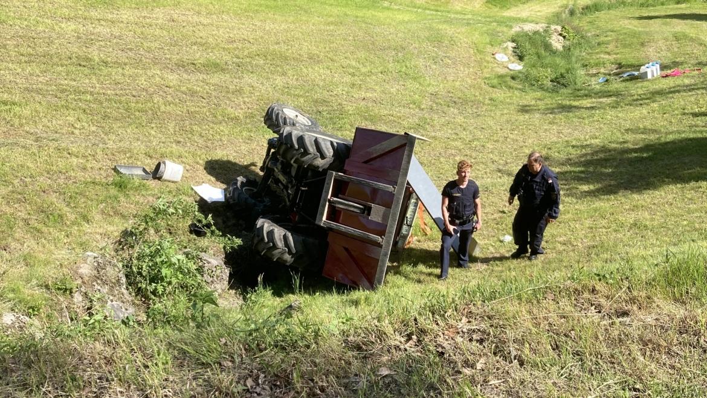 02. Juni 2021 Verkehrsunfall mit eingeklemmten Personen