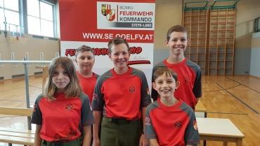 28. August 2021 Wissenstest der Feuerwehrjugend